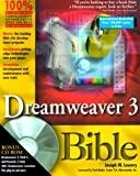 Dreamweaver 3 Bible, Joseph W. Lowery, 0764534580