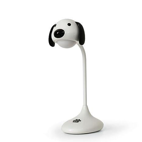 Amazon.com: Lámpara de mesa, lámpara de escritorio LED con ...
