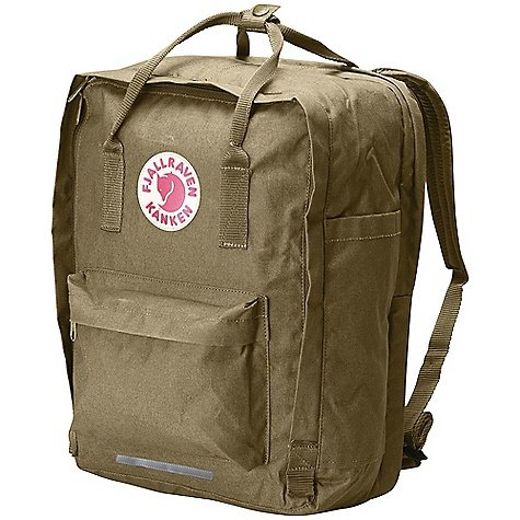 Fjallraven Kanken 17 Backpack Sand One Size, Outdoor Stuffs