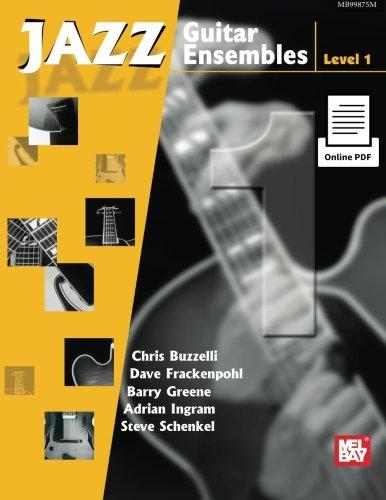 (Jazz Guitar Ensembles Level 1)