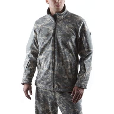 Amazoncom Jacket Massif Lwol Elements Acu Size Ms Clothing