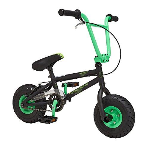 10' MINI BMX red (Green)