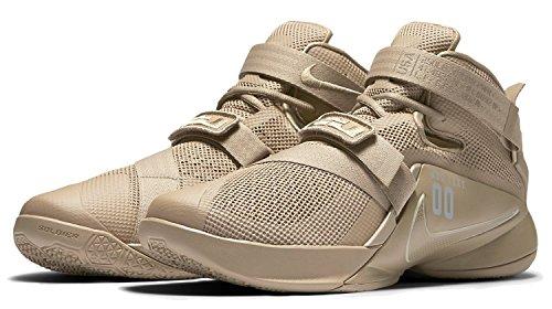 string Scarpe Camo Desert Camo Beige Desert Basket Nike da Prm Beige Lebron Beige Uomo Soldier IX ICFqZ
