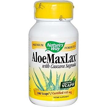 Nature's Way - Aloe Max Lax 100 VCap