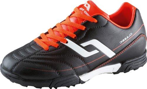 Pro Touch Classic TF - Zapatillas de fútbol - Black/Orange/White