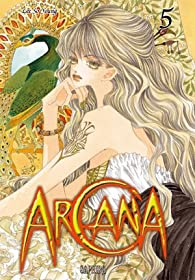 Arcana, tome 5 par So-Young Lee
