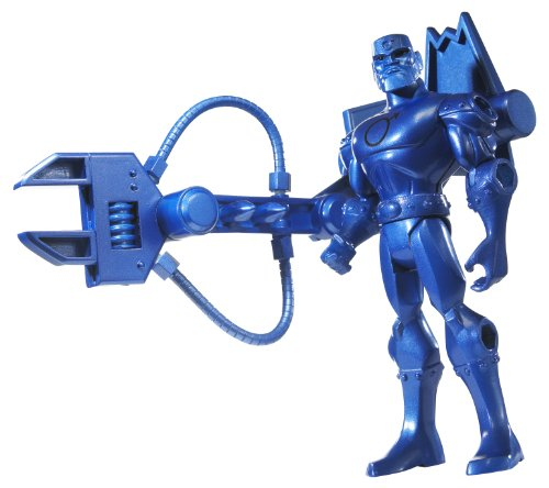 Batman: The Brave And The Bold Mechanical Claw Metal Men Figure
