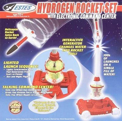 (Estes Lights & Sound Hydrogen Fuel Rocket Set)
