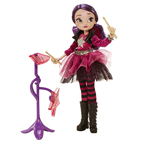 Disney Star Darlings Starland Scarlet Fashion Doll with Musical Instrument (Star Disney)