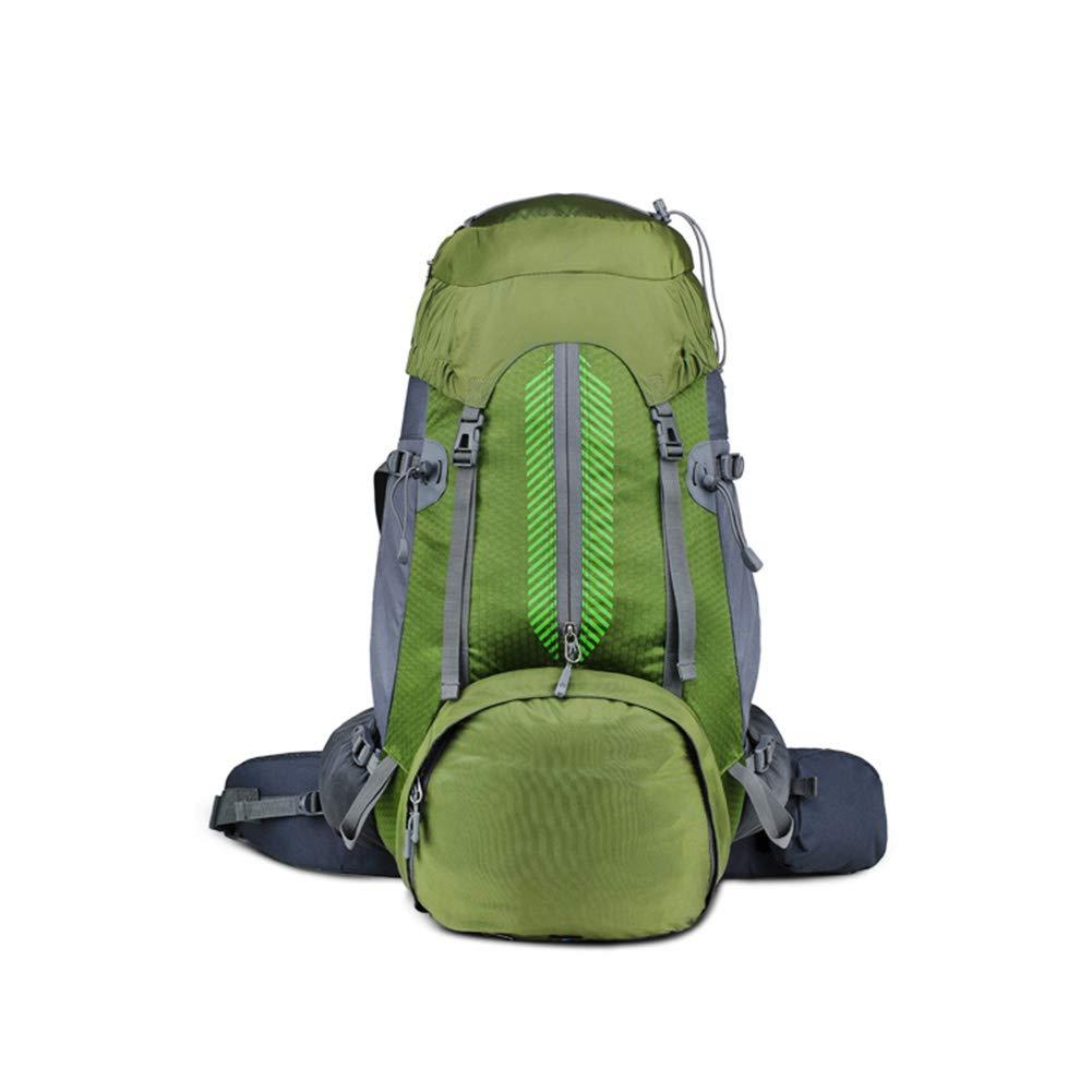 TD Großraum-Outdoor-Bergsteigen-Tasche im Freien 60L Männer und Frauen-Umhängetasche