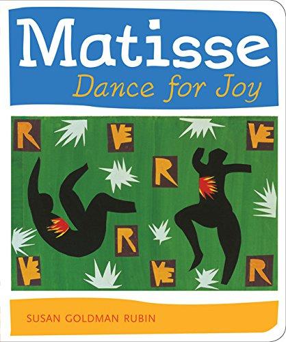 Dance Collage - Matisse Dance with Joy