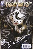 Wildstorm Friday The 13th Comic Book # 5 June 2007