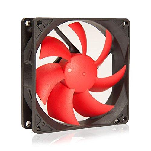 SilenX EFX-09-15 Effizio 92x25mm 15dBA 46CFM PC Computer Case Fan - New