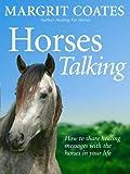Horses Talking, Margrit Coates, 1844131092