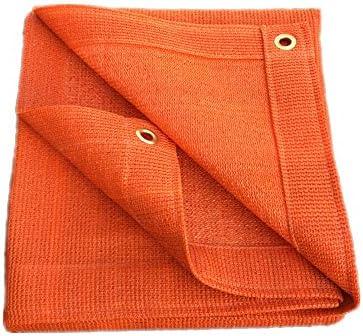 Toldo Pantalla Solar Aislante Cifrado de Red Bloqueador Solar Paño de la Sombra doméstico para la cochera Pérgola (Size : 4x5m): Amazon.es: Hogar