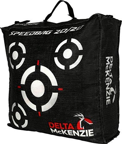 - Delta McKenzie Speedbag 20/20 Archery Target Black
