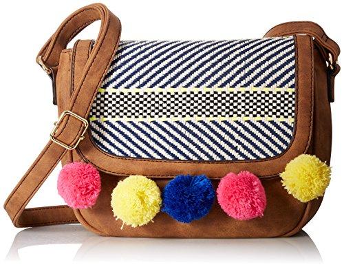 Call It Spring Annaa Cross Body Handbag, Cognac