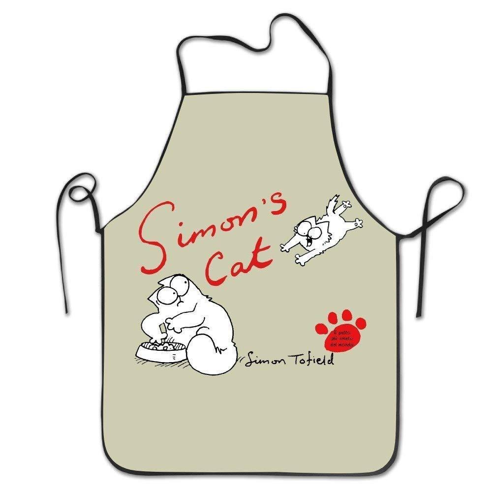 Simon's Cat Koch und Grillschürze