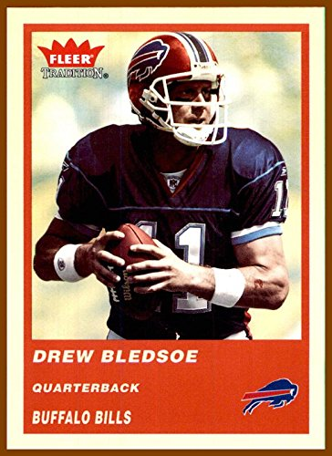 2004 Fleer Tradition #235 Drew Bledsoe BUFFALO BILLS WASHINGTON STATE