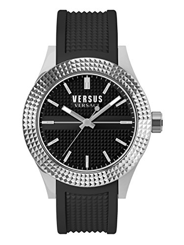 Versus-by-Versace-Mens-SOT020015-Bayside-Analog-Display-Quartz-Black-Watch