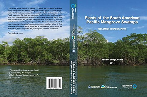 Read Online Plants of the South American Pacific Mangrove Swamps (Colombia, Ecuador, Peru) pdf