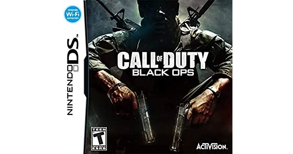 Call of Duty: Black Ops (Nintendo DS) [Importación inglesa]: Amazon.es: Videojuegos