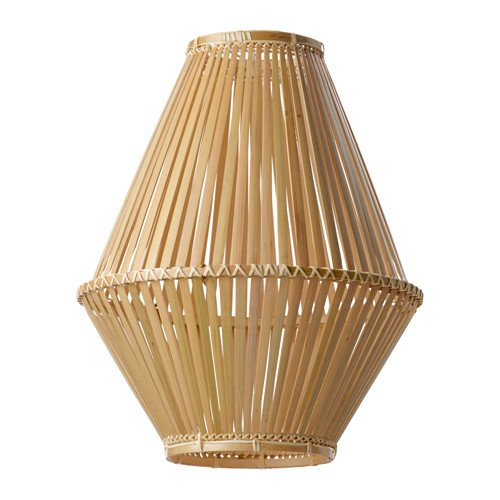 Natural Fiber Pendant Light - 6