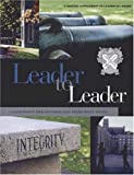 img - for Leader to Leader, Leadership Breakthroughs from West Point: A Special Supplement, 2005 (J-B Single Issue Leader to Leader) book / textbook / text book