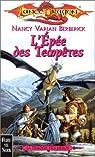 Lancedragon - Trilogie des héros, tome 2 : L'épée des tempêtes par Berberick