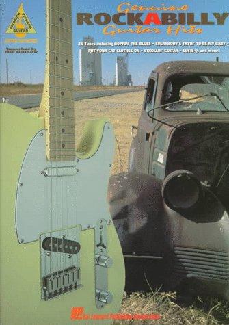 (Genuine Rockabilly Guitar Hits)