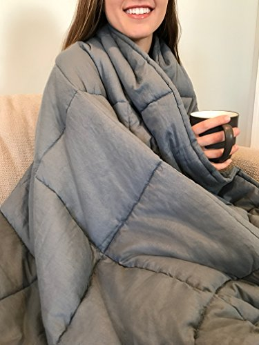Good Knight Weighted Blankets For Autism Add Stress