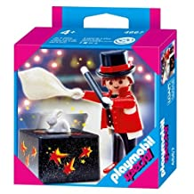 Magician of Playmobil 4667 Special Top Hat (japan import)
