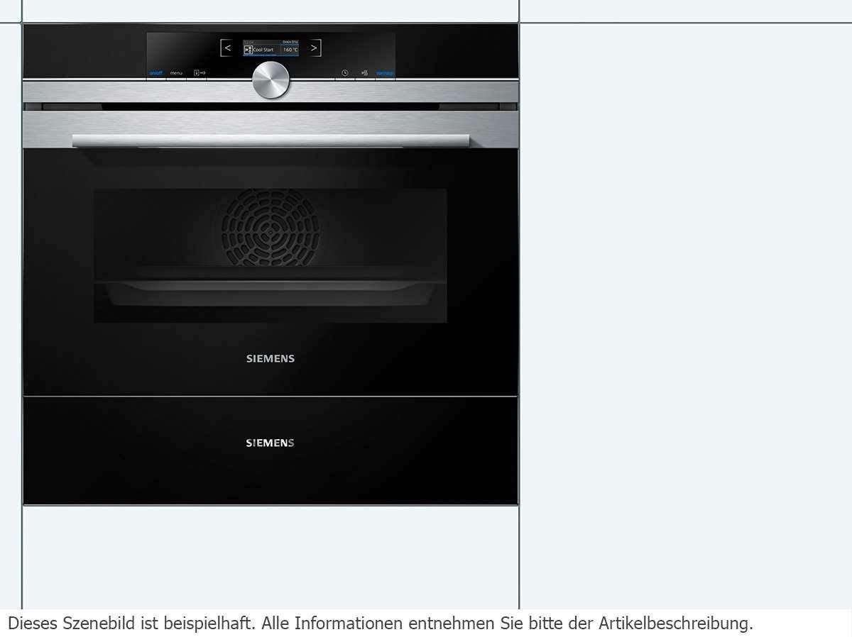 Siemens BI630ENS1 cabinete de calefacción - Calentador (Negro ...