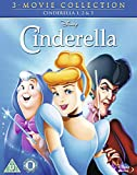 Cinderella: Complete Movie Collection 1-3 [Blu-ray]