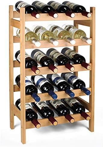 gzshengqi 5-Tiers Wine Rack