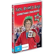 Mrs Brown's Boys Christmas Crackers Blu-ray