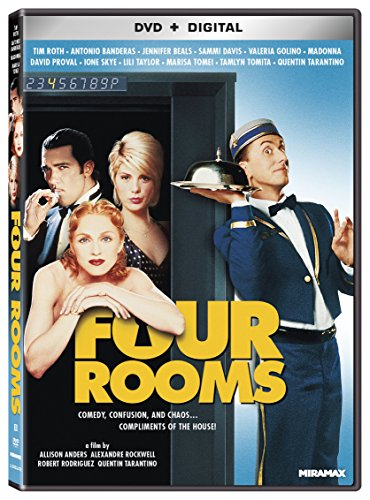 Four Rooms [DVD + Digital]