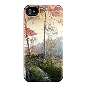 Fashion Cases For Iphone 6- 3d Landscape Defender Cases Covers