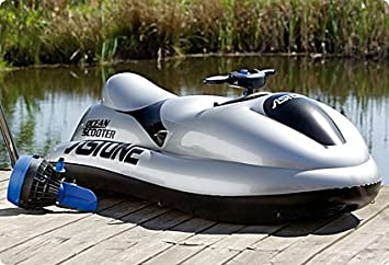 moto d/'acqua Giocattolo Con Motore Jet Sky Per Bambini Gioco Mare Piscina
