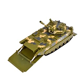 Yingjianjun Military Camouflage Anfibious Assault Vehicle Model - Lega Tirare Indietro Car Toy - Tank Model Toy Car Boy Child 6 Years Old + ( Color : 2 )