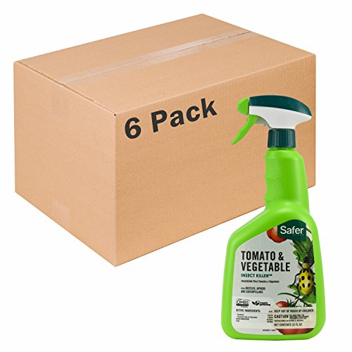 Tomato and Vegetable 32oz RTU Spray - 6 pack (Rtu Insect Spray)