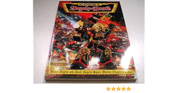 Warhammer 40 000 codex angels of death rick priestley jervis warhammer 40 000 codex angels of death rick priestley jervis johnson john blanche etc 9781872372969 amazon books fandeluxe Choice Image