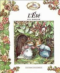 Les souris des quatre saisons - L'été par Jill Barklem
