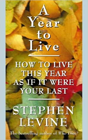 Levine stephen pdf to live year a