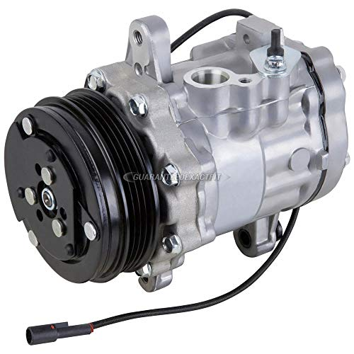 AC Compressor & A/C Clutch For Geo Metro & Suzuki Swift X-90 - BuyAutoParts 60-01122NA New
