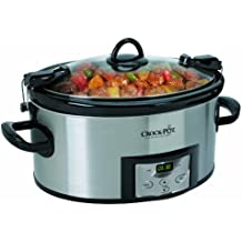 Crockpot SCCPVS600ECP-S Cook and Carry Cooker