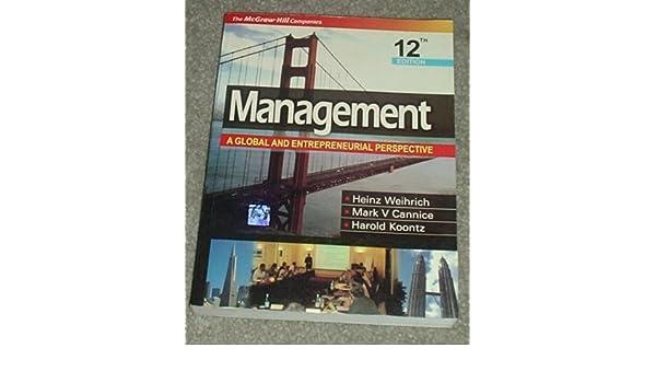 Management Heinz Weihrich Harold Koontz Pdf - platexsonar