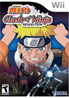 Amazon.com: Naruto Shippuden: Clash of Ninja Revolution III ...