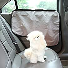 Pet Car Door Cover Waterproof Two Options To Install Fit All Vehicles 2 Pack