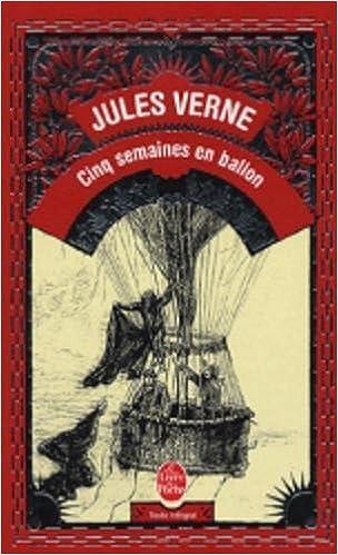 Cinq Semaines En Ballon Le Livre De Poche French Edition